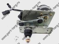 Мотор дворников (стеклоочистителя) MACK CX613 1999-3110021-0 / 199931100210