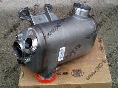 Теплообменник газов EGR DD60