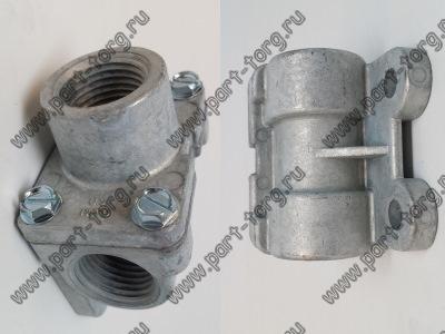 Тройник (клапан) топливный системы Volvo VN