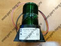 Маяк стробоскоп (12-80В) зеленый Microstrobe 12-80 VDC, Green (Tomar Electronics)   № 470S-1280