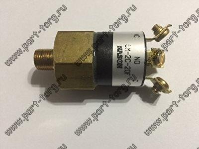 Датчик давления масла и топлива SPDT 20PSI   № NASON SM-2C-20F / 23511818 / FP23520025 / 23520025