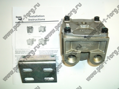 Клапан воздушный Mack BW 103009N