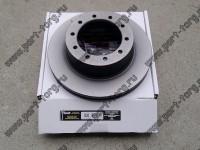 Диск тормозной задний INTER 4200 / 4300 ( 10 отверстий, без ABS)   № 3531663C2 / Raybestos 8530