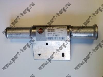 Трубка маслозаливная с кронштейном INTER 9800