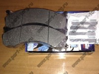 Колодки тормозные передние дисковые INTER 4300 / 4200 / Ford F750 / F650   № PGD786M / 2596038C1 / 3518751C2