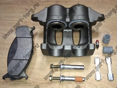 Суппорт тормозной, задний INTER 4200 / 4300
