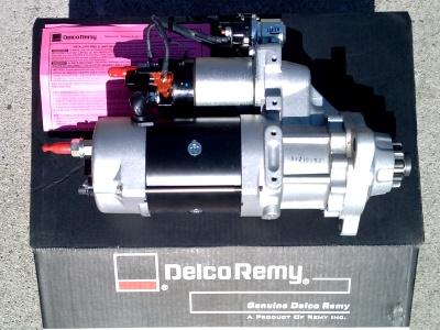 Стартер DelcoRemy 39 MT