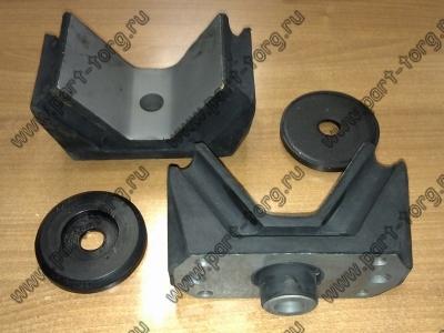 Подушка двигателя задняя INTER 7600 / 9200