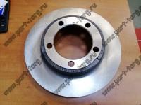 Диск тормозной передний INTER 4200 / 4300 ( 5 отверстий, под ABS )   № 2594594C1 / Raybestos 8538