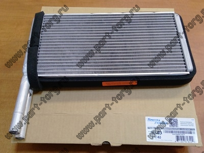 Радиатор отопителя салона INTER 4200 / 4300 / 4400 / 7600   № 3542604C3 / 99340 / BOA8547177009
